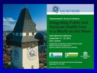 Quality of care: the need for medical, contextual and policy evidence
