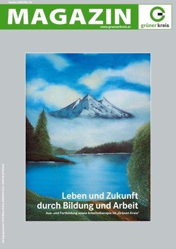 Magazin Nr. 55 - Grüner Kreis