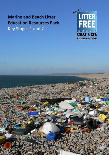 litter_free_coast_and_sea_education_pack 4.59 Mb - Jurassic Coast