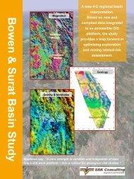 Bowen & Surat Basin Study - SRK Australia