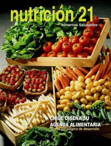 Revista Nutrición 21 nº 17 - Inta