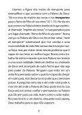 O Caminho para uma nova vida - Lagoinha.com - Page 6