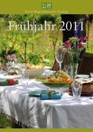 aus liebe zum landleben n - für Dort-Hagenhausen-Verlag