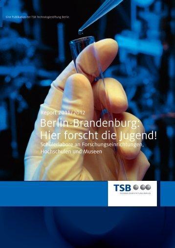 Berlin-Brandenburg: Hier forscht die Jugend! - GenaU