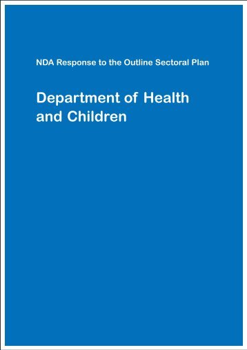2 Dept. of Health and Children - PDF Format - The National ...