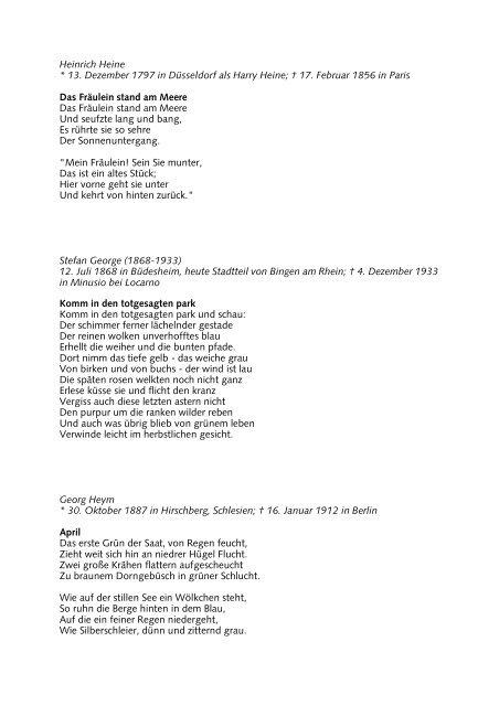 Heinrich Heine 13 Deze