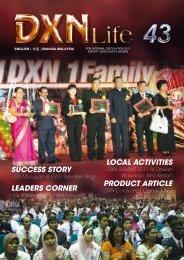 我们在顶峰上见 - DXN Marketing Sdn. Bhd.