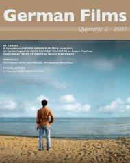 GFQ 2-2007 - german films