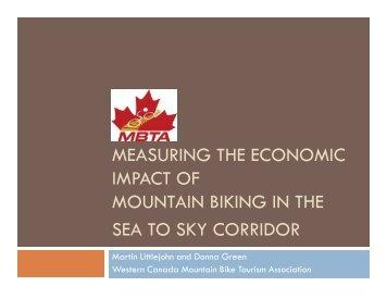 Donna Green & Martin Littlejohn - Mountain Bike Tourism Association