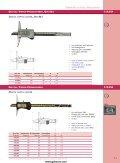 Tiefenmaß und Einbau-Messschieber Depth caliper, Digital scale unit - Seite 7