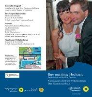 PDF-Datei (Flyer) zum Herunterladen. - Das Wattenmeerhaus