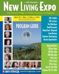 PROGRAM GUIDE - New Living Expo