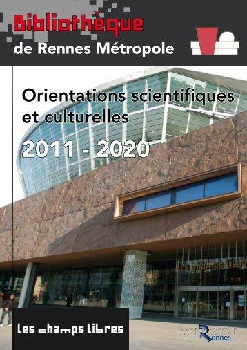Télécharger le document - Bibliothèque de Rennes Métropole