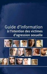 Guide d'information - Secrétariat à la condition féminine Québec ...