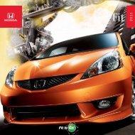 Fit - Honda Canada