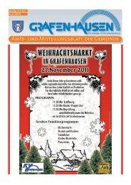Volksabstimmung am 27. November 2011 - Gemeinde Grafenhausen