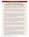 Amati Quartet - Shupp Artists - Page 6