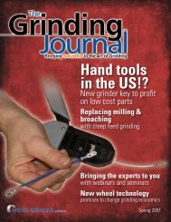 Hand tools in the US!? - Grinding.com