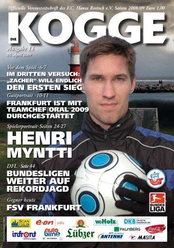 Henri - FC Hansa Rostock