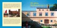20 Jahre Stadtsanierung in Hainichen