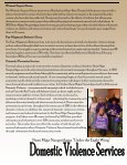 2011 Annual Report - Saginaw Chippewa Indian Tribe of Michigan - Page 7