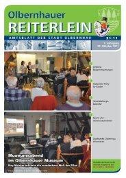 Amtsblatt Olbernhau 21-2011