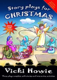 Story plays for Christmas - Bible Reading Fellowship