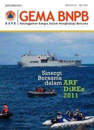 ARF DiREx 2011 - BNPB