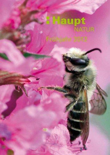 Frühjahr 2012 - Natur · Pädagogik/Soziale Arbeit - Haupt Verlag