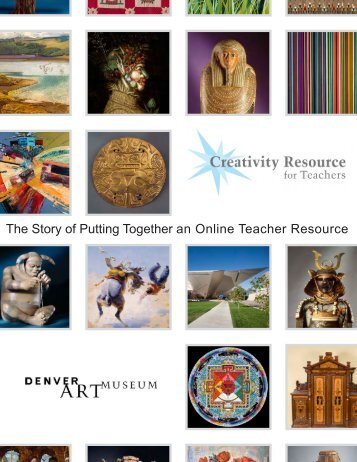 Creativity Resource: The Story of Putting Together an - Denver Art ...