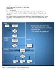 Hier vindt u de korte uitleg van het selectieproces om een open ...