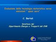 Evoluzione della tecnologia motoristica verso emissioni ... - H2Roma