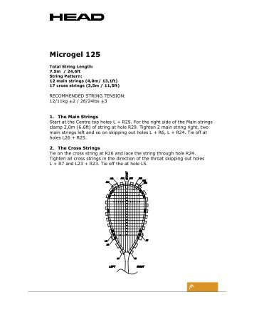 Microgel 125 - Head