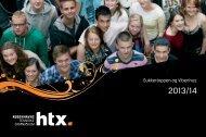 Introduktion til htx - Københavns Tekniske Skole