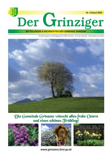 5,54 MB - Gemeinde Grinzens - Land Tirol
