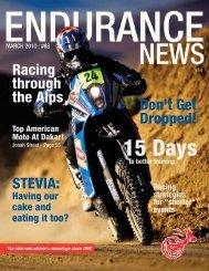 Endurance News - Issue 68 - (ENissue68.pdf) - Hammer Nutrition