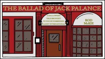 The Ballad of Jack Palance, a Halloween Tale. - Forbidden Planet