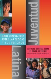 PDF (1 MB) - National Institute on Drug Abuse