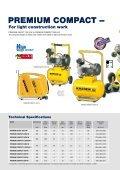 Workshop Compressors Premium Series - Kaeser Compressors - Page 6