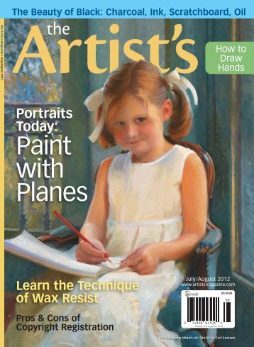 The Artist's Magazine June 2012 Freemium - Artist's Network