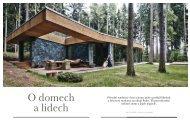 O domech a lidech - Insight Home