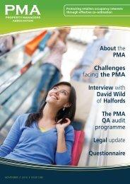 PMA Newsletter Artwork FIN.indd - Property Managers Association