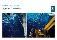 Fastnet Corporate Presentation May V2