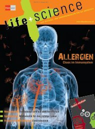 life + science - Klett MINT