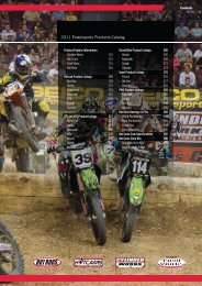 2011 Powersports Products Catalog - Pinkmotors
