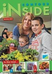Inside Magazine - summer 2013.indd - Contour Homes
