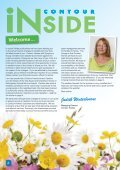 Inside Magazine - summer 2013.indd - Contour Homes - Page 2