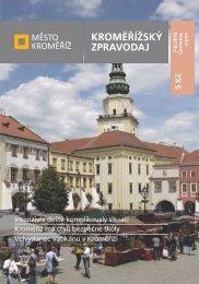 Vydání - 7 - 8 / 2010 - Město Kroměříž