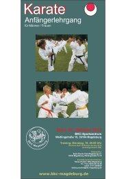 klick hier - Budo Karate Club Magdeburg e.V.