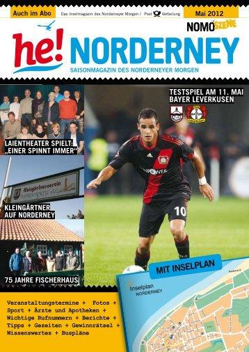 Mai 2012 als PDF - Norderney